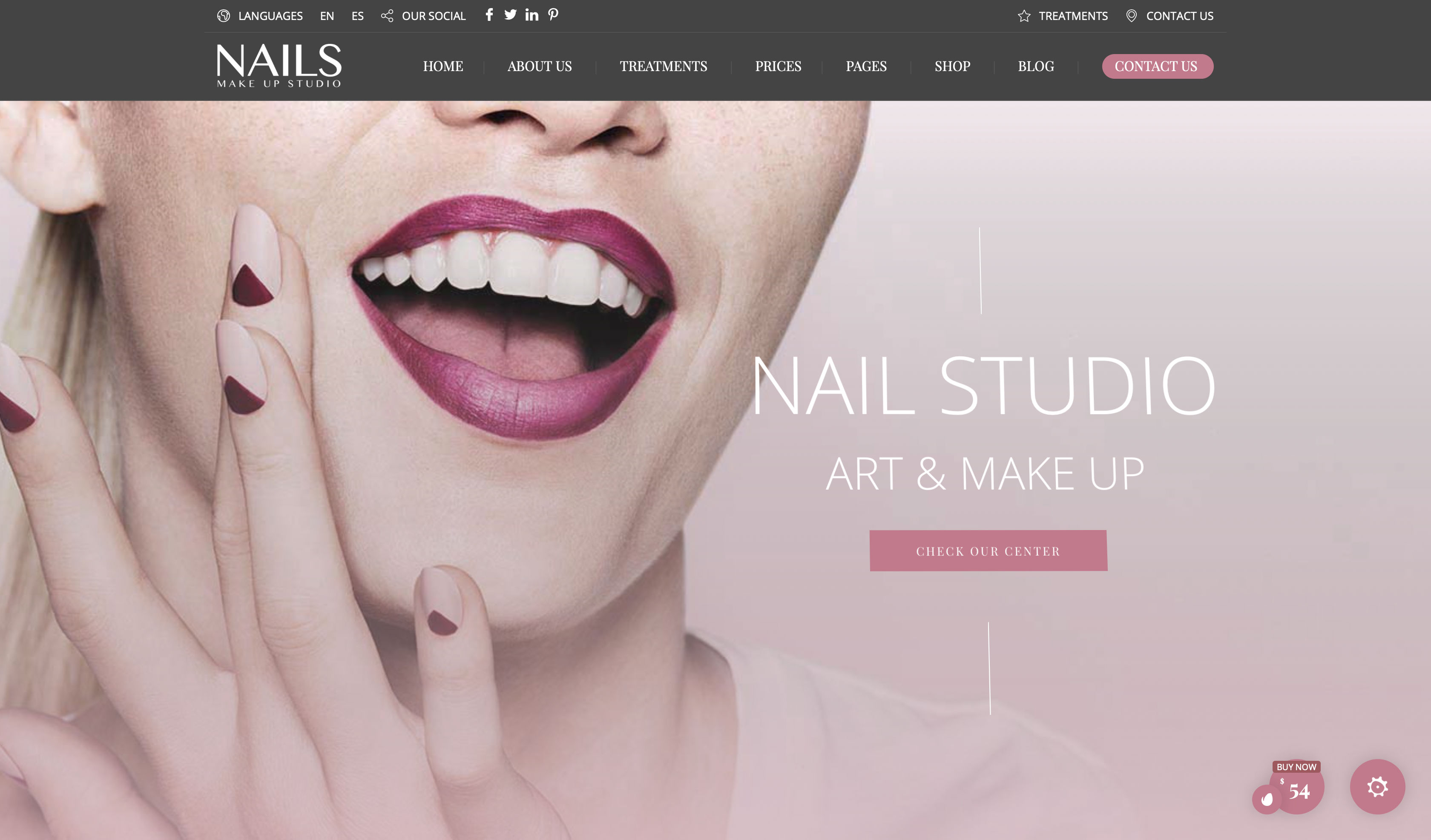 Beauty Wellness - Nails